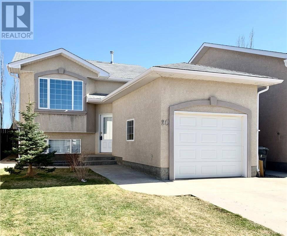 House for sale at 20 Blackfoot Circ W Lethbridge Alberta - MLS: ld0191439