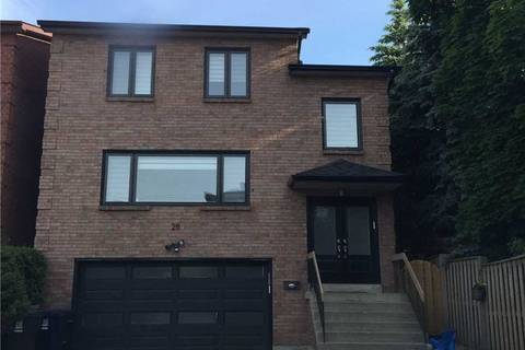 House for rent at 20 Blairville Rd Toronto Ontario - MLS: C4687711