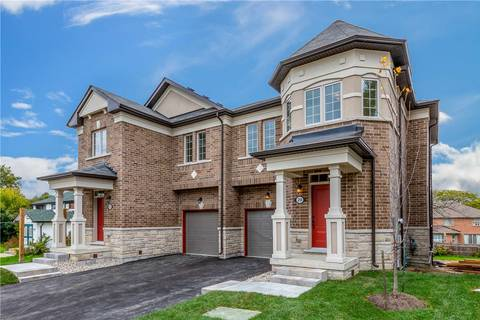 Townhouse for sale at 20 Bluebird Pl Toronto Ontario - MLS: E4436062