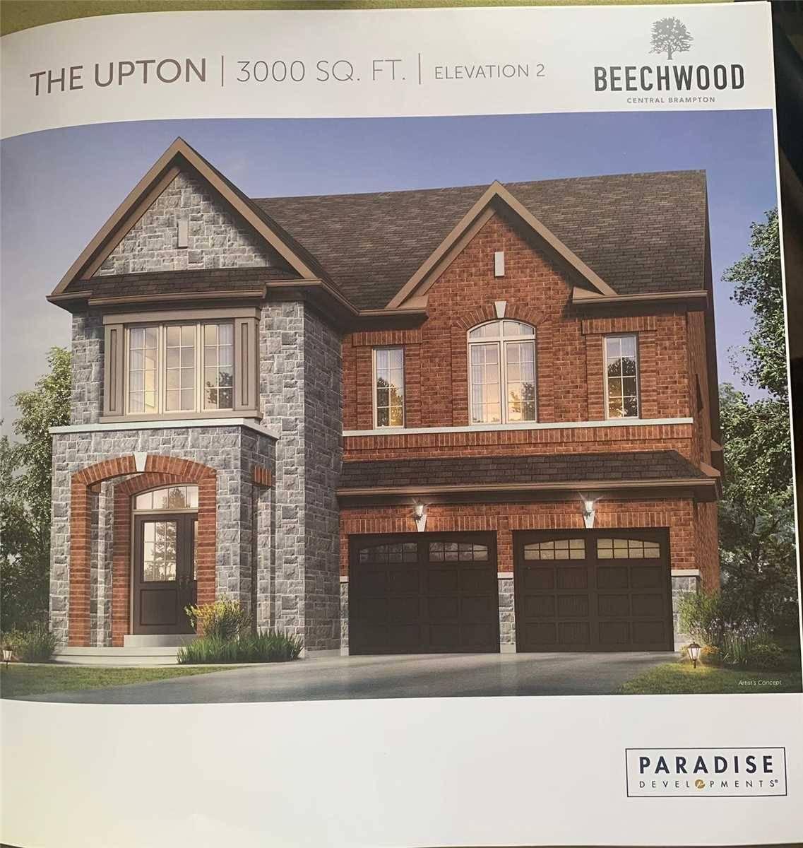 20 Boathouse Road, Brampton — For Sale @ $1,169,900
