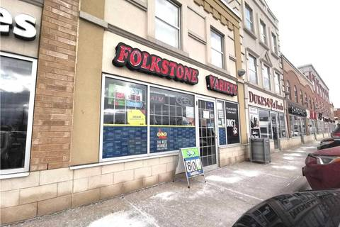 Commercial property for sale at 20 Broadleaf Ave Whitby Ontario - MLS: E4697868