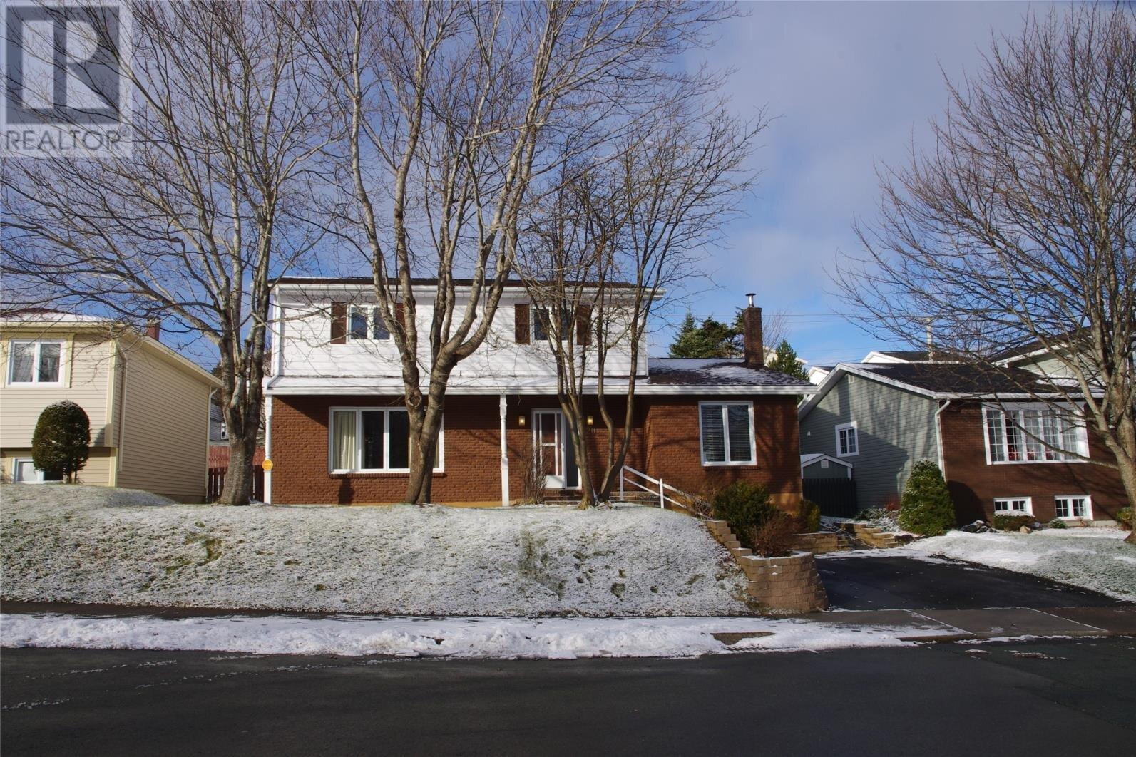House for sale at 20 Calgary St St. John's Newfoundland - MLS: 1224234