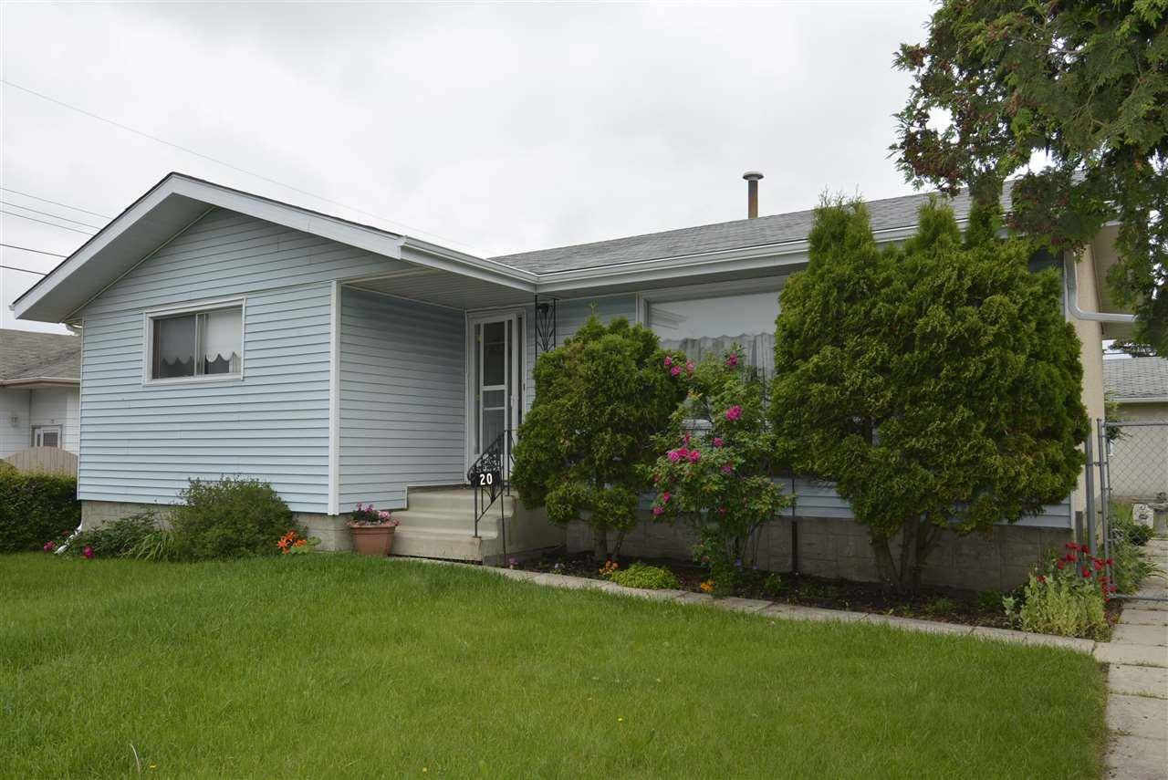 House for sale at 20 Camelot Ave Leduc Alberta - MLS: E4165260