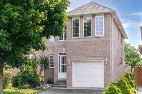 House for sale at 20 Carabram Ct Brampton Ontario - MLS: W4862851