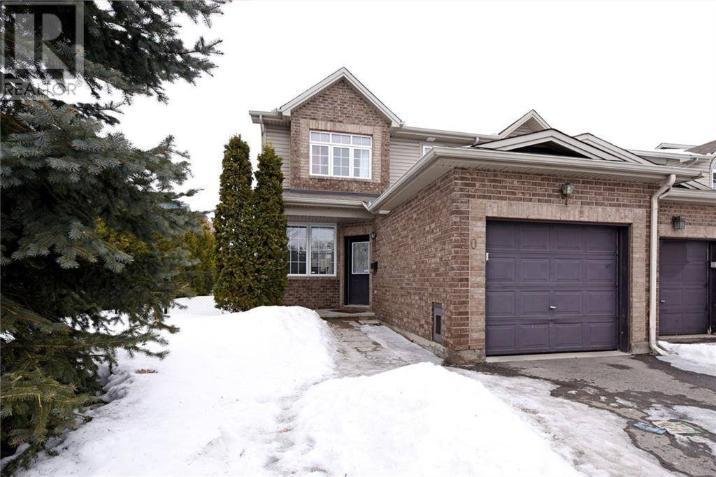 Townhouse for sale at 20 Cargrove Pt Ottawa Ontario - MLS: 1187067