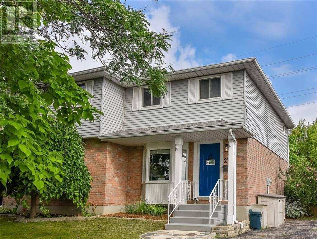 House for sale at 20 Catalina Ct Kitchener Ontario - MLS: 30758920