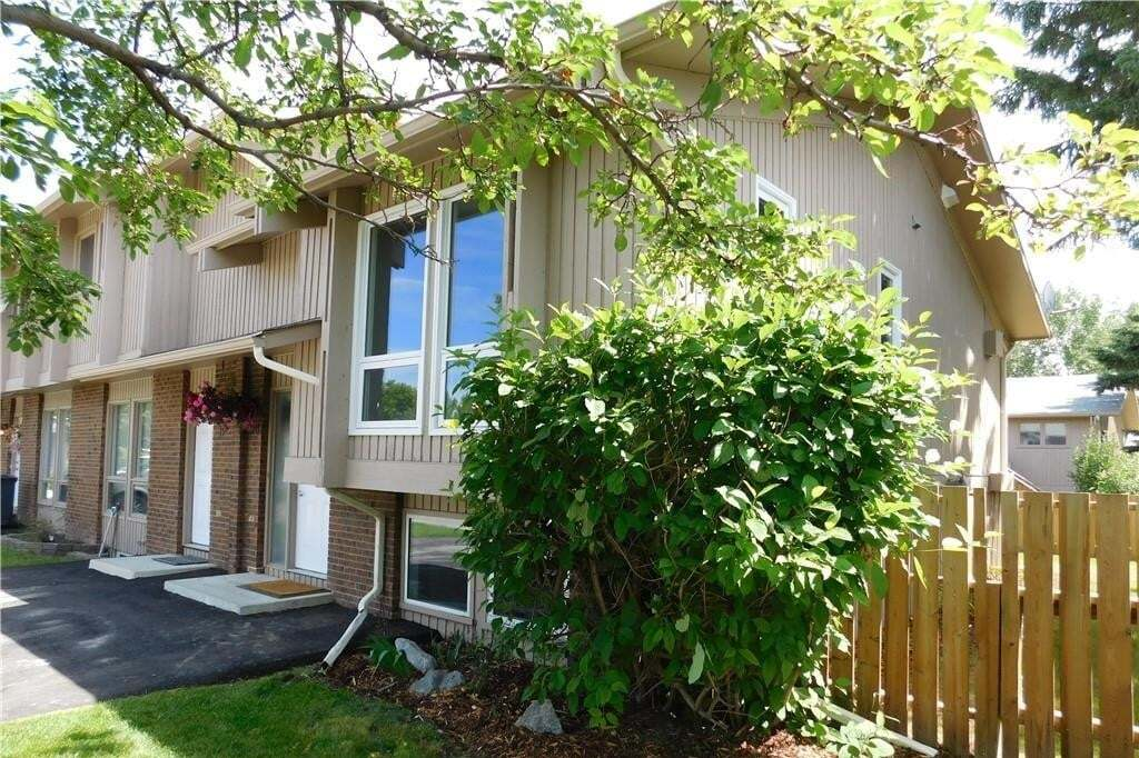 Townhouse for sale at 20 Cataract Rd SW Mclaughlin Meadows, High River Alberta - MLS: C4256520