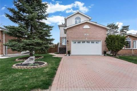 House for sale at 20 Chalmers Dr Barrie Ontario - MLS: S4435843