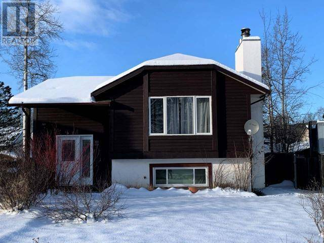House for sale at 20 Chetwynd Pl Tumbler Ridge British Columbia - MLS: 181879