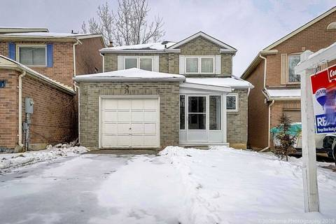 House for sale at 20 Colleen St Vaughan Ontario - MLS: N4648829