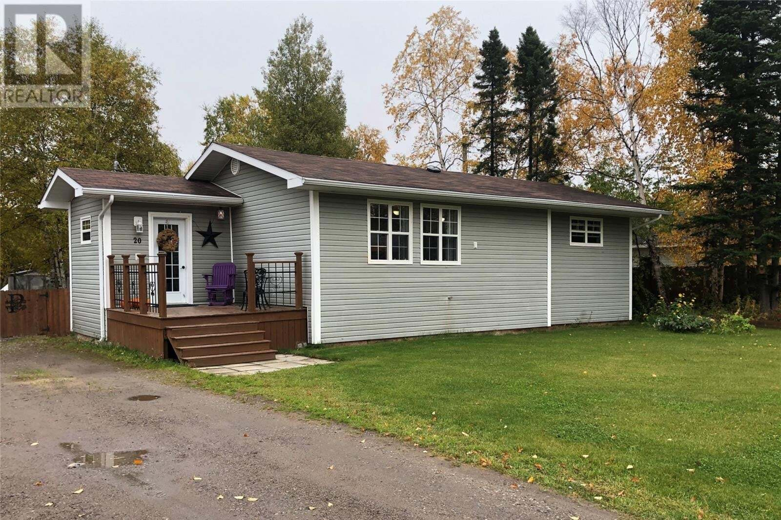 House for sale at 20 Courte Manche St Happy Valley - Goose Bay Newfoundland - MLS: 1221924