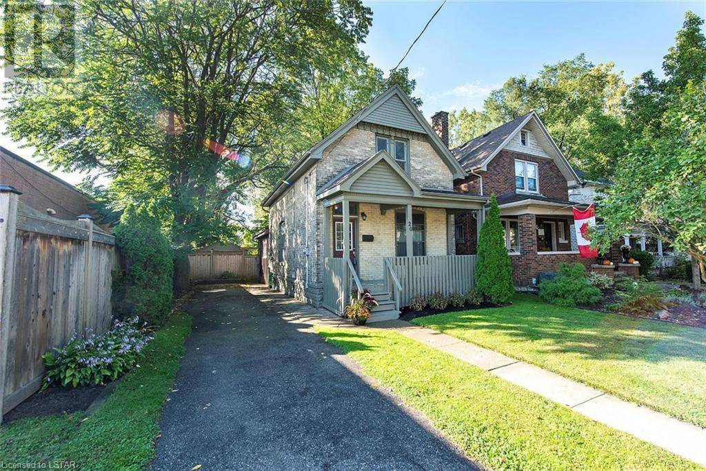 House for sale at 20 Cove Rd London Ontario - MLS: 226568