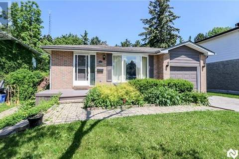 House for sale at 20 Cynthia Ct Barrie Ontario - MLS: 30731463