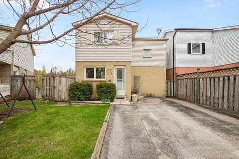 House for sale at 20 Darsam Ct Orangeville Ontario - MLS: W4449381
