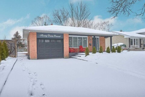 House for sale at 20 Davies Cres Barrie Ontario - MLS: S5062335
