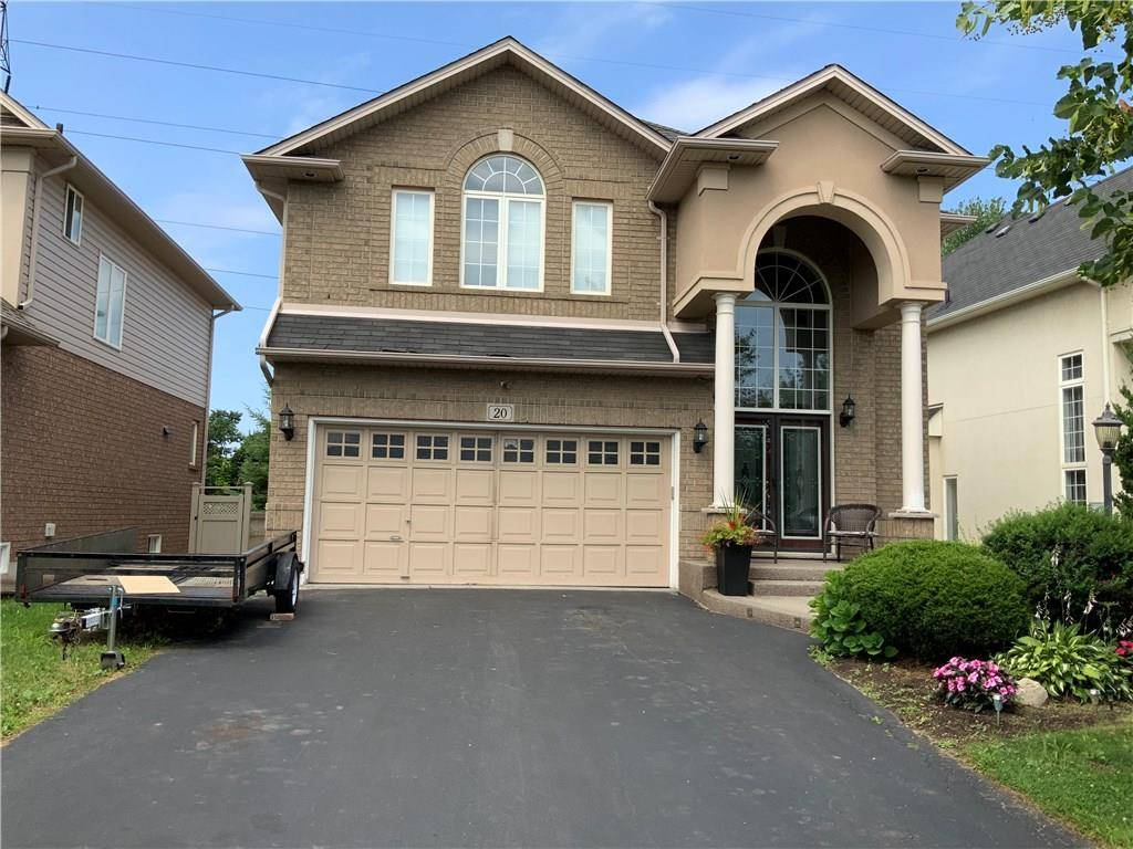 House for sale at 20 Diiorio Circ Ancaster Ontario - MLS: H4059937