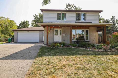 House for sale at 20 Donalda Pl Brampton Ontario - MLS: W4925755