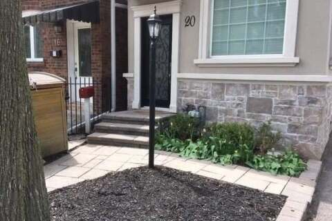 House for rent at 20 Drayton Ave Toronto Ontario - MLS: E4818006
