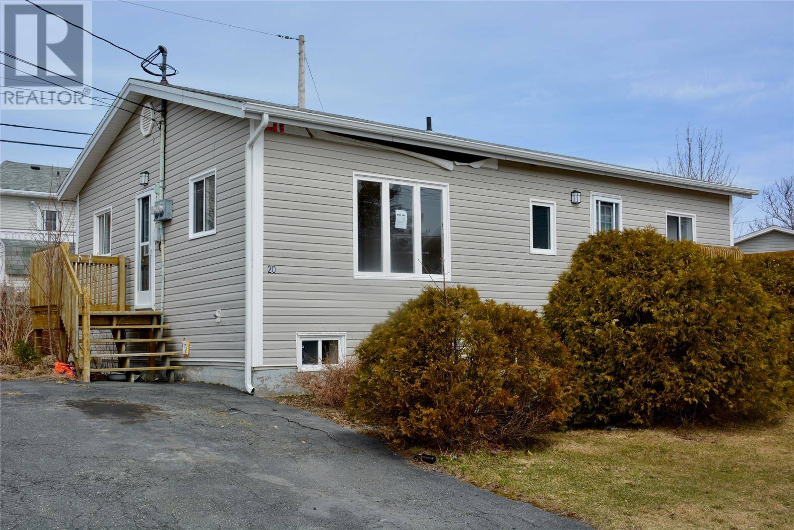 House for sale at 20 Dunns Pl St. John's Newfoundland - MLS: 1207549