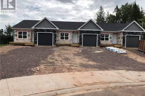 Townhouse for sale at 20 Durelle St Moncton New Brunswick - MLS: M122373