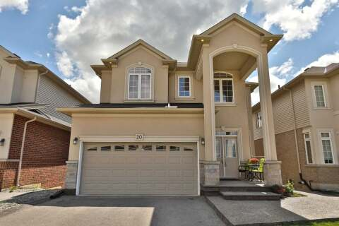 House for sale at 20 Edgehill Dr Hamilton Ontario - MLS: X4830435