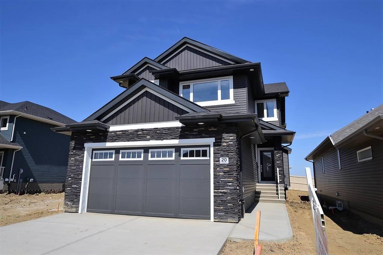 House for sale at 20 Edison Dr St. Albert Alberta - MLS: E4183309