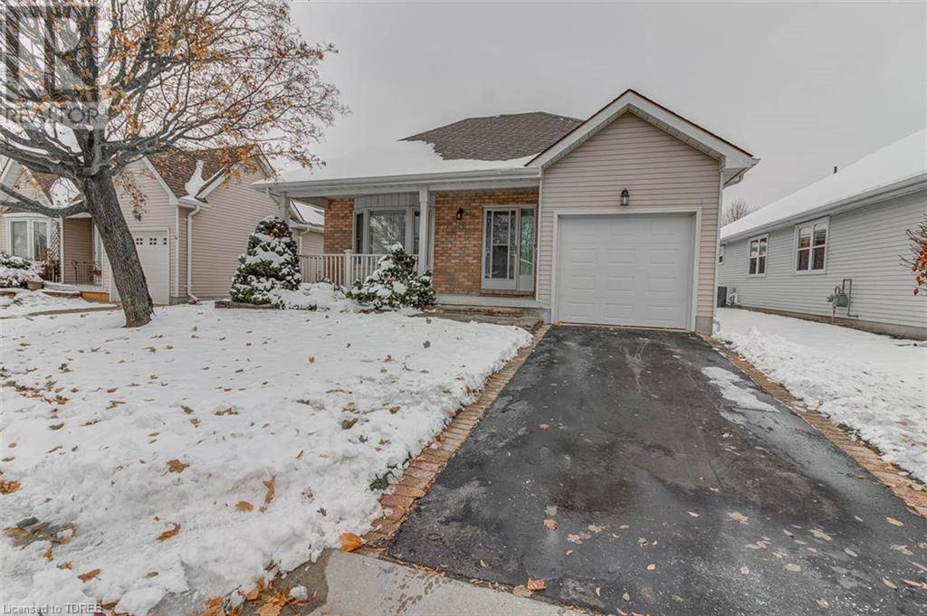 House for sale at 20 Edwin Cres Tillsonburg Ontario - MLS: 234192