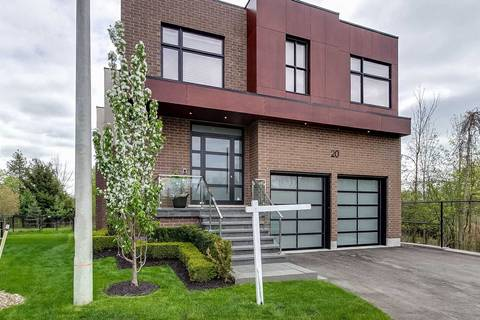 House for sale at 20 Elaine Lennox Ct Toronto Ontario - MLS: E4472730