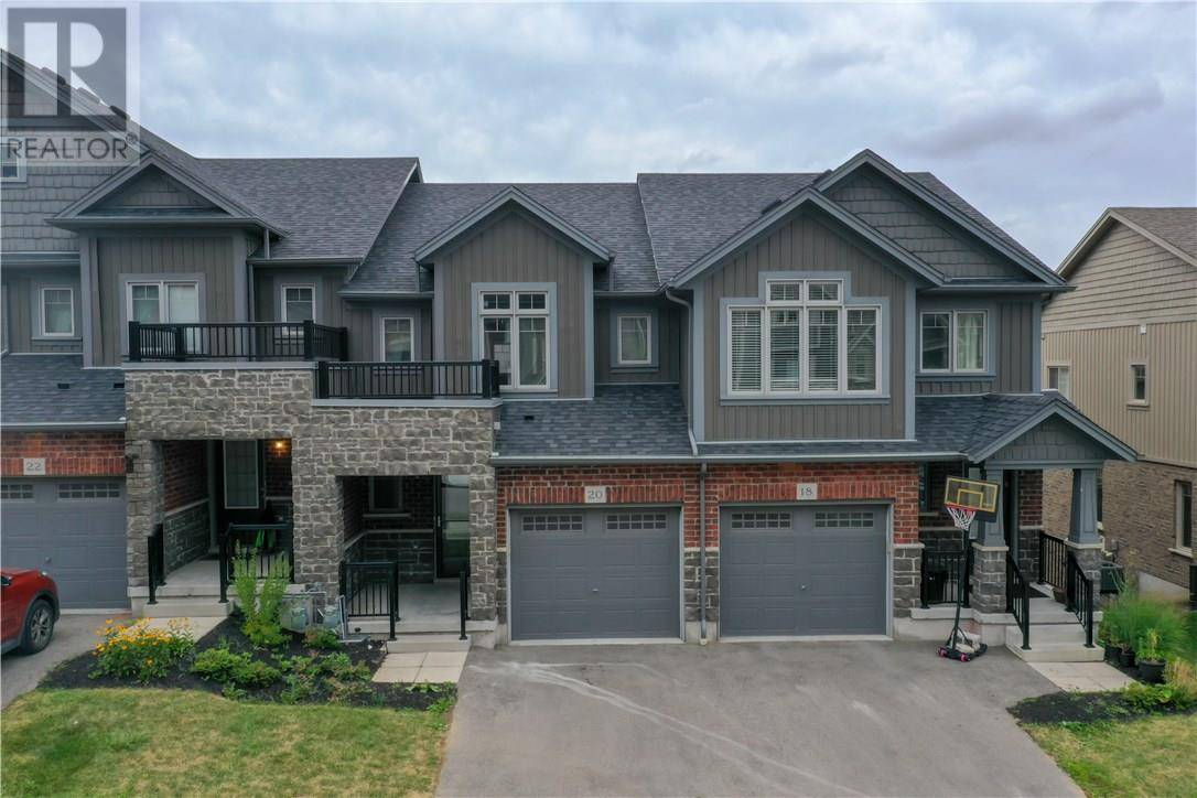 Townhouse for sale at 20 Eliza Ave Kitchener Ontario - MLS: 30757231