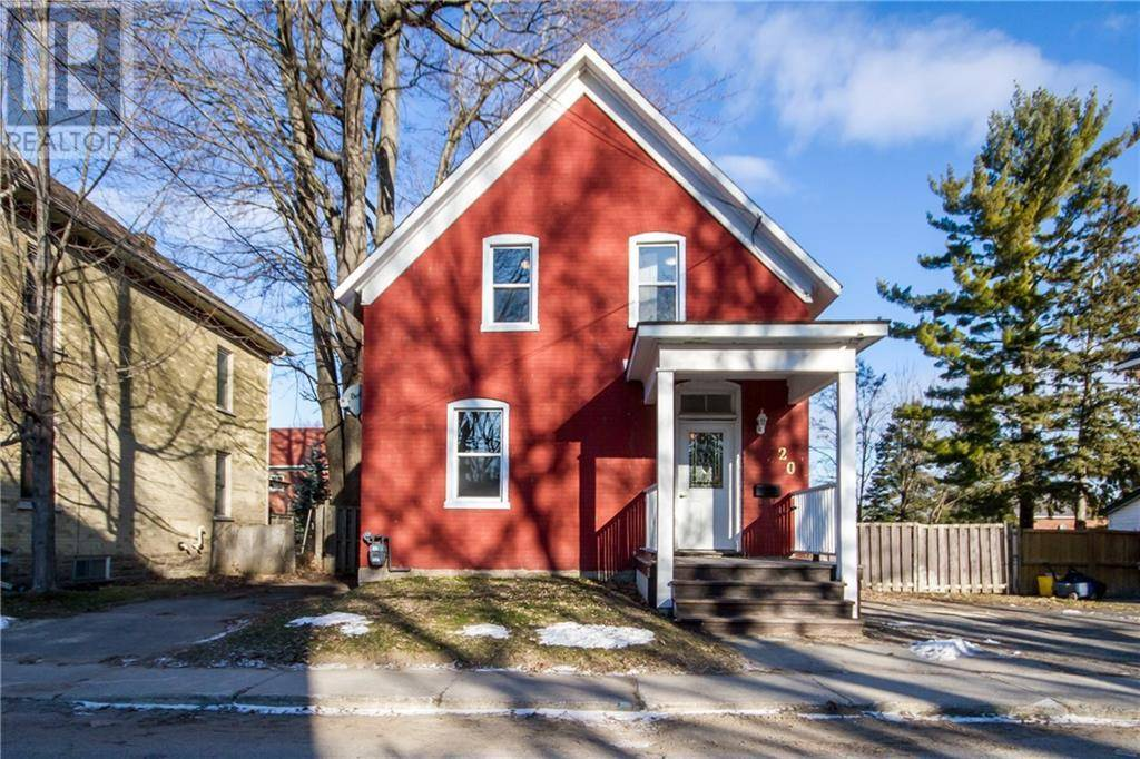 House for sale at 20 Elm St W Smiths Falls Ontario - MLS: 1177455