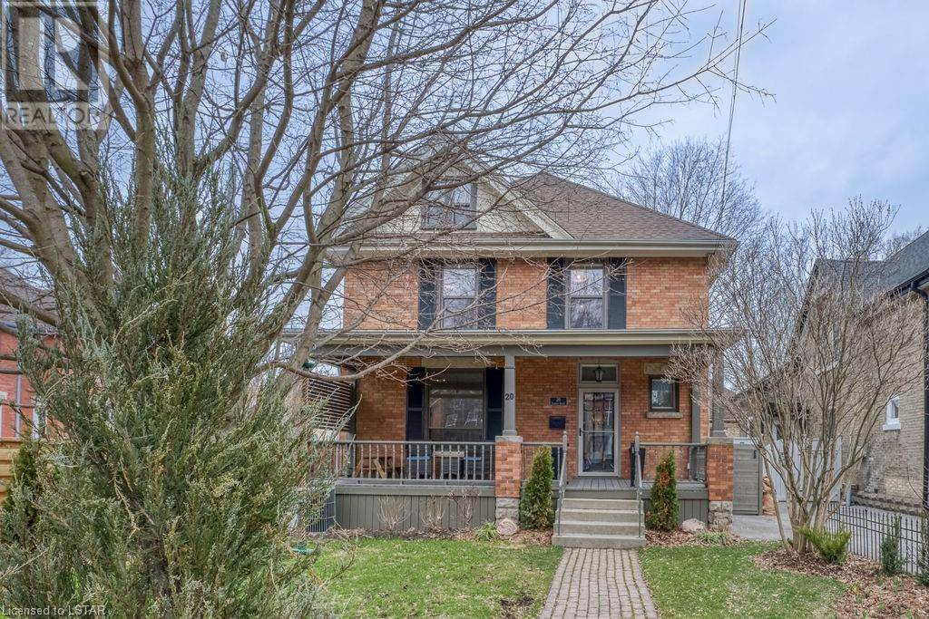 House for sale at 20 Elmwood Ave East London Ontario - MLS: 253044