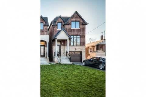 House for sale at 20 Elton Cres Toronto Ontario - MLS: W4768358