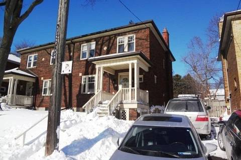 Townhouse for sale at 20 Elvina Gdns Toronto Ontario - MLS: C4388454