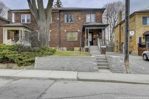 Townhouse for sale at 20 Elvina Gdns Toronto Ontario - MLS: C4739709
