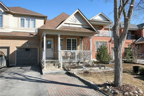 Townhouse for sale at 20 Equator Cres Vaughan Ontario - MLS: N4459462