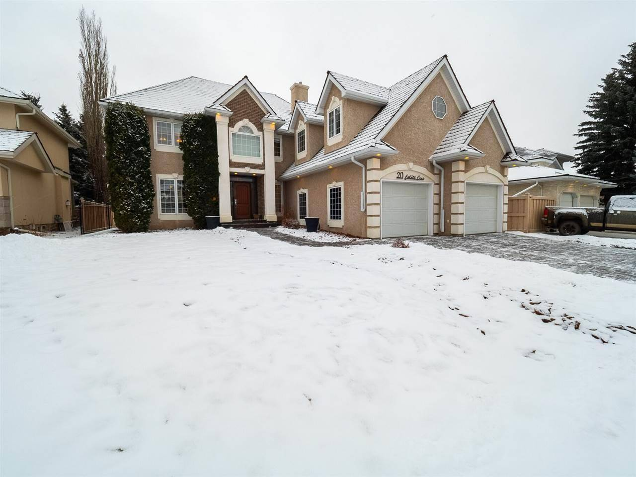 House for sale at 20 Estate Cres St. Albert Alberta - MLS: E4181493