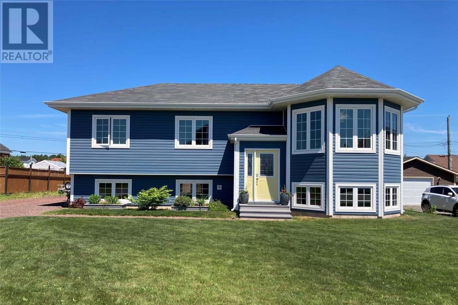 House for sale at 20 Evergreen Blvd Lewisporte Newfoundland - MLS: 1216898