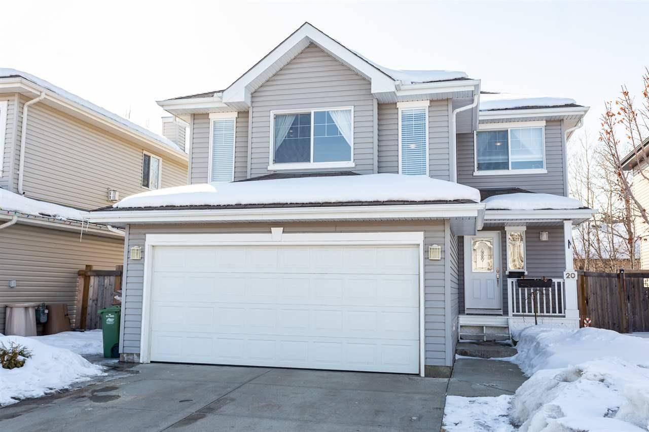 House for sale at 20 Everwood Cs St. Albert Alberta - MLS: E4191773