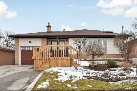 House for sale at 20 Faludon Dr Halton Hills Ontario - MLS: W4731693