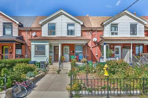 Townhouse for sale at 20 Fisher St Toronto Ontario - MLS: C4603268