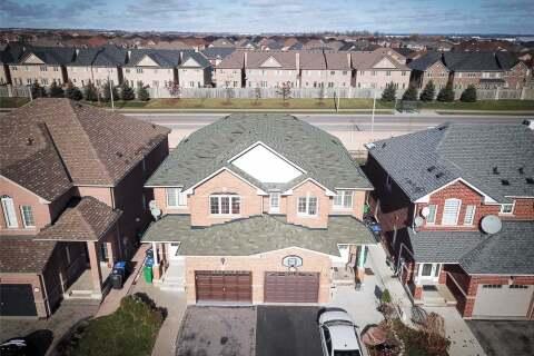 Townhouse for rent at 20 Flower Tr Brampton Ontario - MLS: W4938838