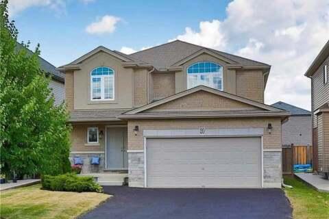House for sale at 20 Fontana Ct Hamilton Ontario - MLS: X4849497