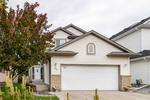 House for sale at 20 Foxhaven Cres Sherwood Park Alberta - MLS: E4161681