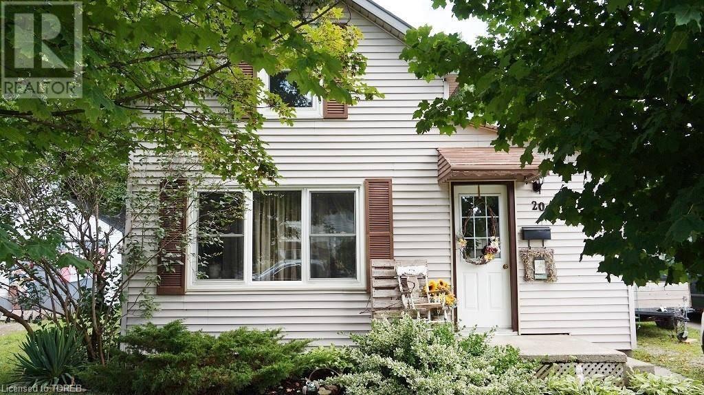 House for sale at 20 Frances St Tillsonburg Ontario - MLS: 216260