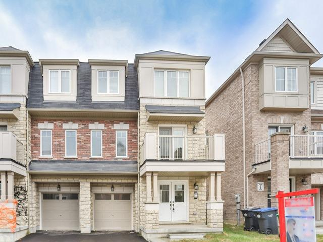 For Sale: 20 Francesco Street, Brampton, ON   3 Bed, 3 Bath Townhouse for $609,900. See 15 photos!