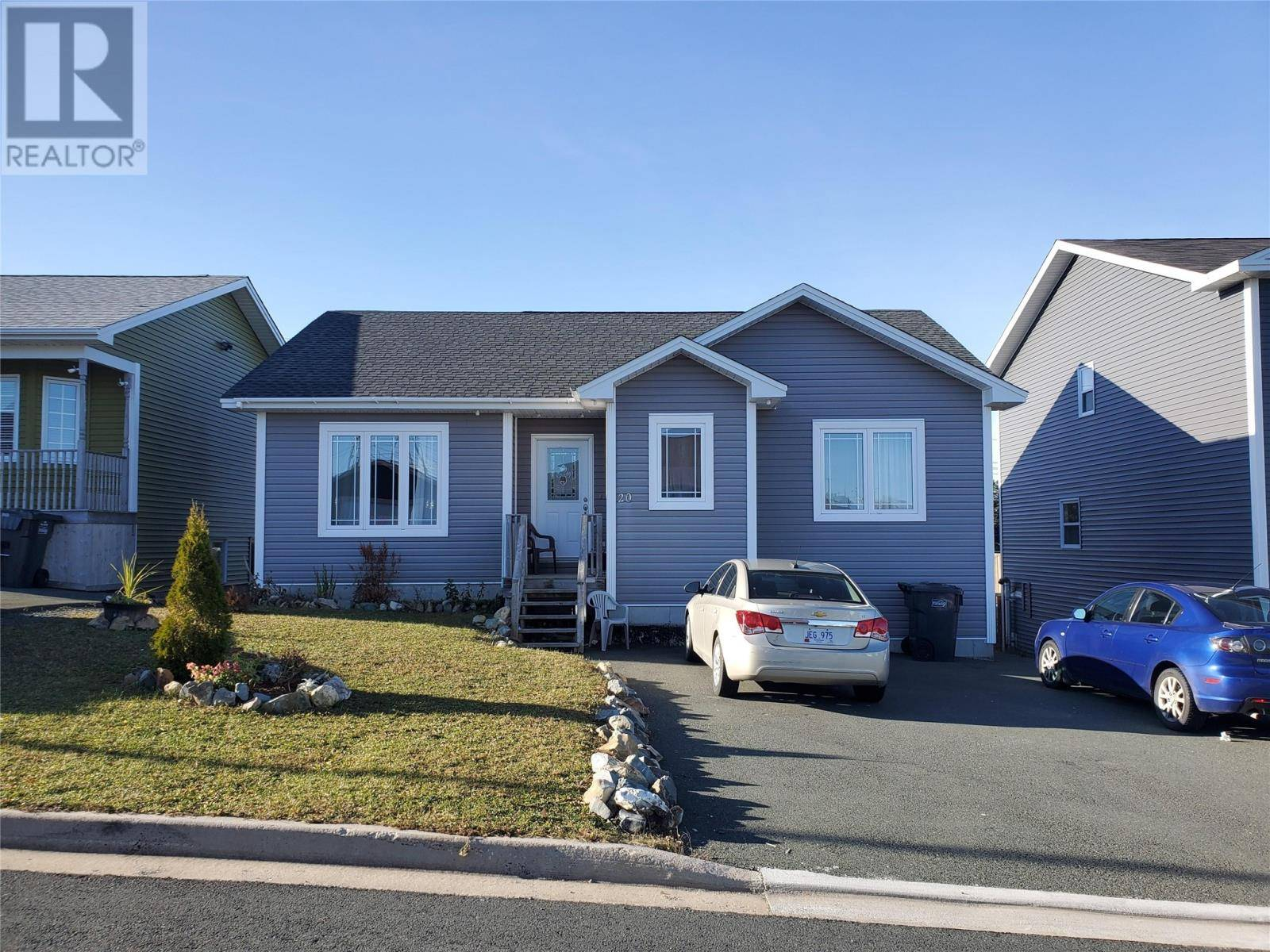 House for sale at 20 Fred W. Brown Dr Paradise Newfoundland - MLS: 1207297