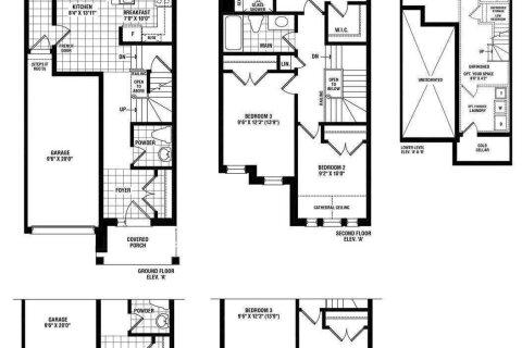 Townhouse for sale at 20 Fresnel Rd Brampton Ontario - MLS: W4994166