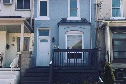 Townhouse for sale at 20 Fullerton Ave Hamilton Ontario - MLS: X4475182