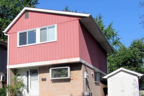 House for sale at 20 Gatsby Sq Brampton Ontario - MLS: W4575857