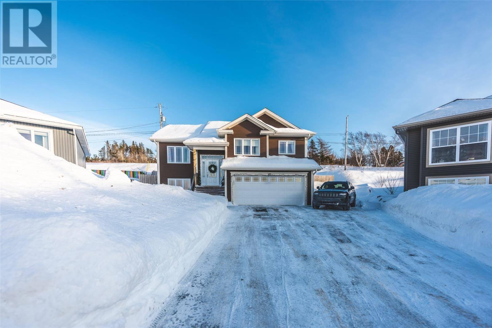 House for sale at 20 Gibbons Pl St. John's Newfoundland - MLS: 1209856